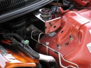stainless steel formed brake fluid reservoir cover for 1998