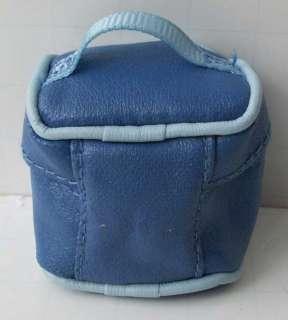 BRATZ DOLL CLOTHING ACCESSORIES MAKEUP BAG COSMETIC TRAIN CASE PURSE