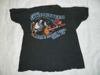 1978 BRUCE SPRINGSTEEN VTG TOUR T SHIRT CONCERT 70s tee