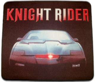 Knight Rider Mouse Pad David Hasselhoff KITT Michael