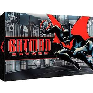 The Complete Series DVD, Batman The Complete Animated Series, Full