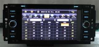 Chrysler 300C dvd player GPS navigation,Bluetooth