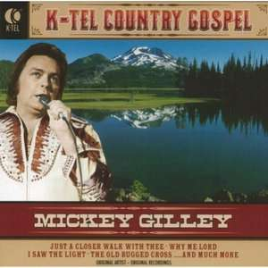 Country Gospel, Mickey Gilley Country