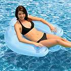 85598 Paradise Inflatable Floating Pool Patio Beach Lounge Chair