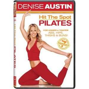 Denise Austin Hit The Spot Pilates (Full Frame)