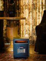 Mighty 1000 sq ft Portable Infrared Heater   8HM1500 NEW