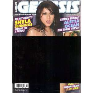 SEPTEMBER 2011 SHLLA JENNINGS, ALETTA OCEAN: GENESIS MAGAZINE: Books