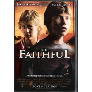 The Faithful: Jake Lefferman; Austin Butler: Books