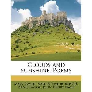 Mary Smyth, Nash & Taylor. bkp CU BANC Taylor, John Henry Nash: Books