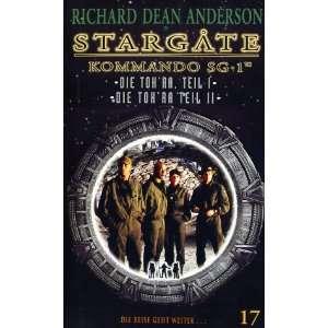Stargate SG 1 [VHS] Richard Dean Anderson, Michael Shanks