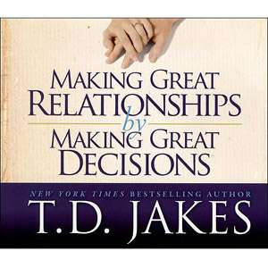 Decisions (Includes 2 DVDs), Bishop T.D. Jakes: Christian / Gospel