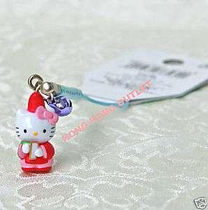 Sanrio Hello Kitty Cell Phone Strap Charms H26h