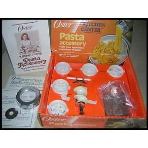 Oster Kitchen Center Pasta Accessory