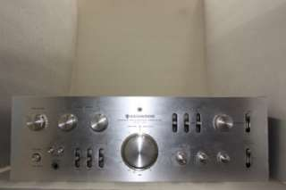 Vintage KENWOOD Model 600 Stereo Integrated Amplifier