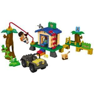 Mega Bloks Diegos Animal Rescue Center: Toys & Games