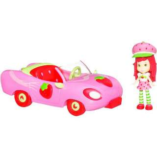 Strawberry Shortcake Sweet Roadster with Doll