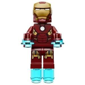 Lego Marvel Super Heroes Iron man Minifigure Toys & Games
