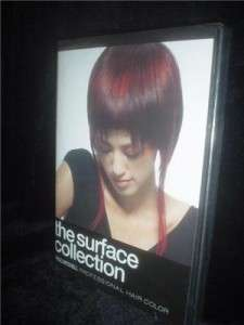 Paul Mitchell SURFACE HAIR COLOR Instructional DVD NEW