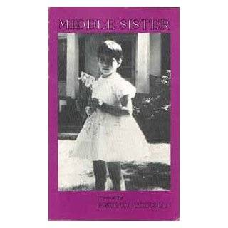 Middle Sister Poems by Melinda Goodman ( Paperback   Jan. 1, 1988)