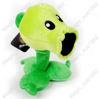 Brand new Plants Vs Zombies(PVZ) Peashooter 10 soft toy