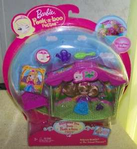 Barbie Peek A Boo Petites *Princess Rosella* #130 New