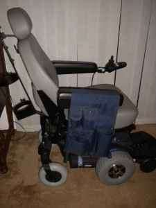 Jet 3 Ultra Electric Wheelchair Power Chair Sugg.Retail $5,246.