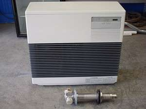 Monitor Heater GF 500 propane, natural gas heating system very well