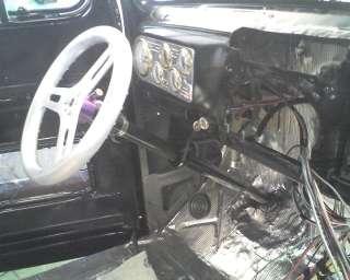 Steering Column Kit for Hot Rod, Rat Rod, Model A, Model T, T bucket