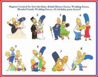 see our  store for simpsons wedding invitations bridal shower