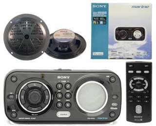 New Sony CDXH910UI Waterproof Marine CD  iPod iPhone Radio Stereo 2