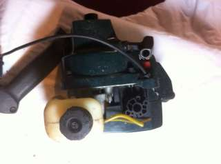 craftsman 25cc weed wacker string trimmer engine for parts or repair