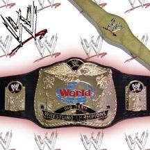 WWE Tag Team Championship Attitude Era Edition Classic Belt