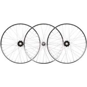Wheel Master 24in Trike (ISO Diameter 507) Whl Trike Kit 24X1.75 105G